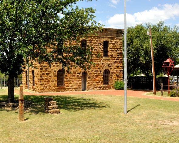 Old Palo Pinto jailhouse