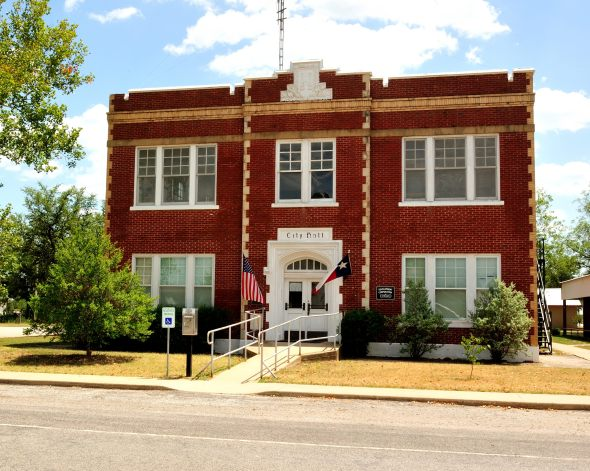 Strawn City Hall